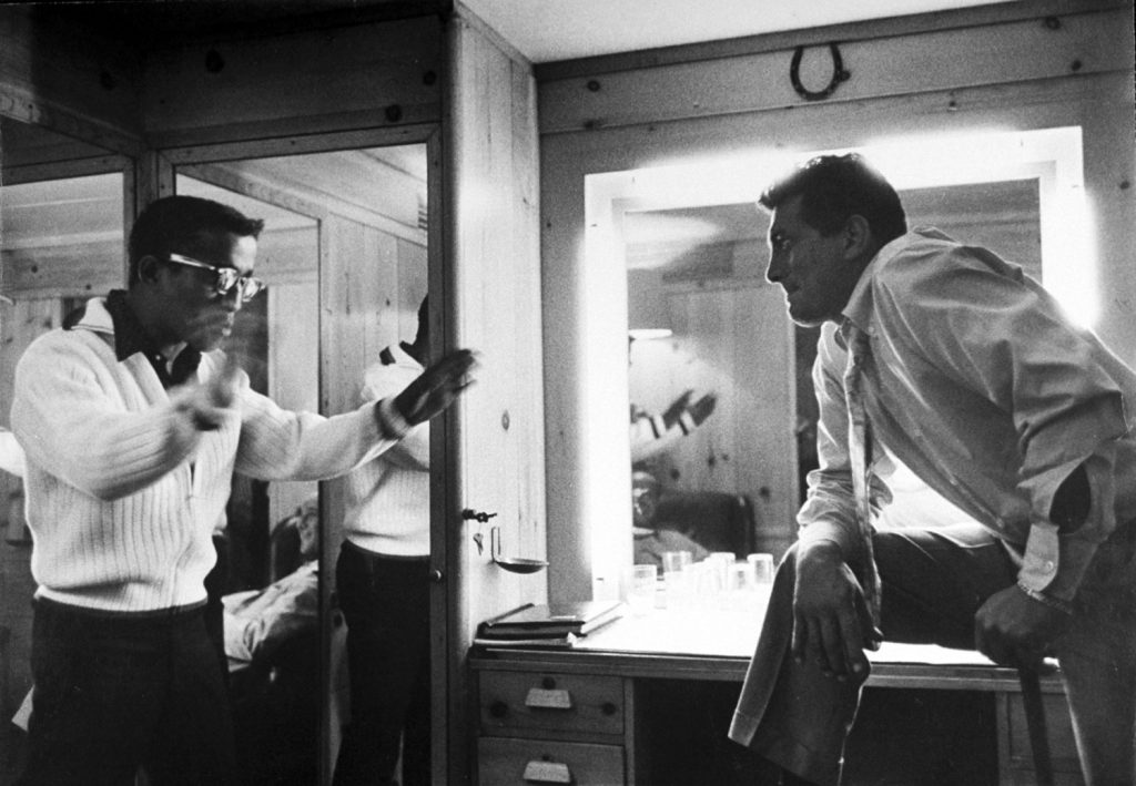 Dean Martin, Sammy Davis Jr.