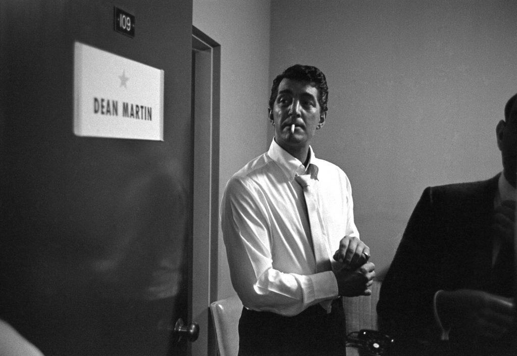 Dean Martin, 1958.