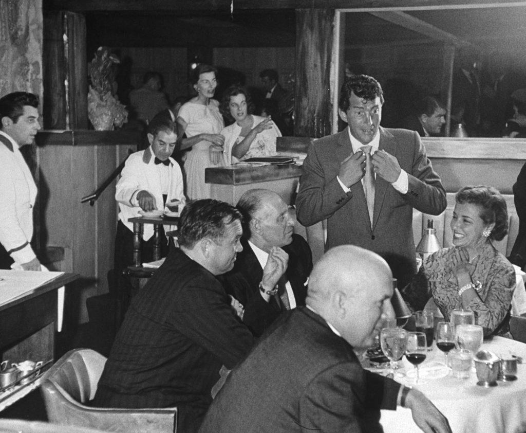 Dean Martin 1958