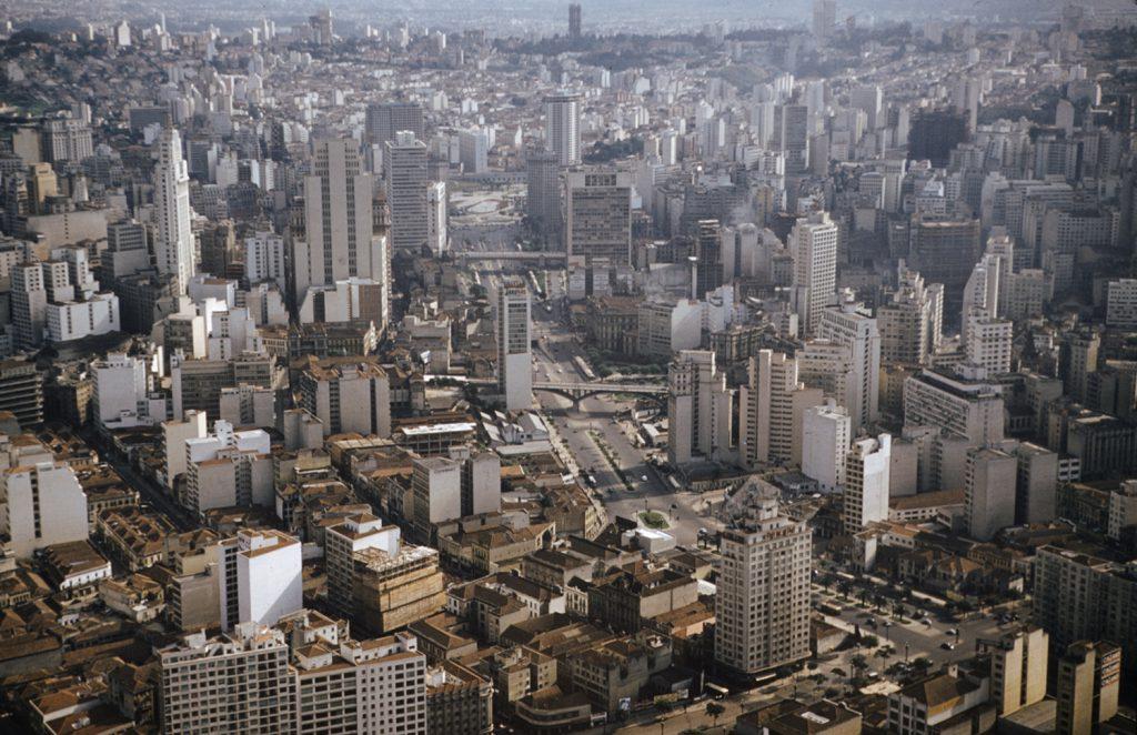 Sao Paulo, Brazil, 1957.