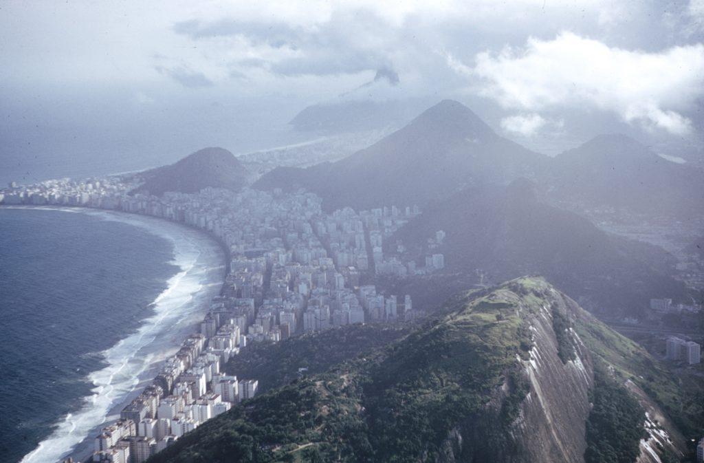 Rio de Janeiro, Brazil, 1957.