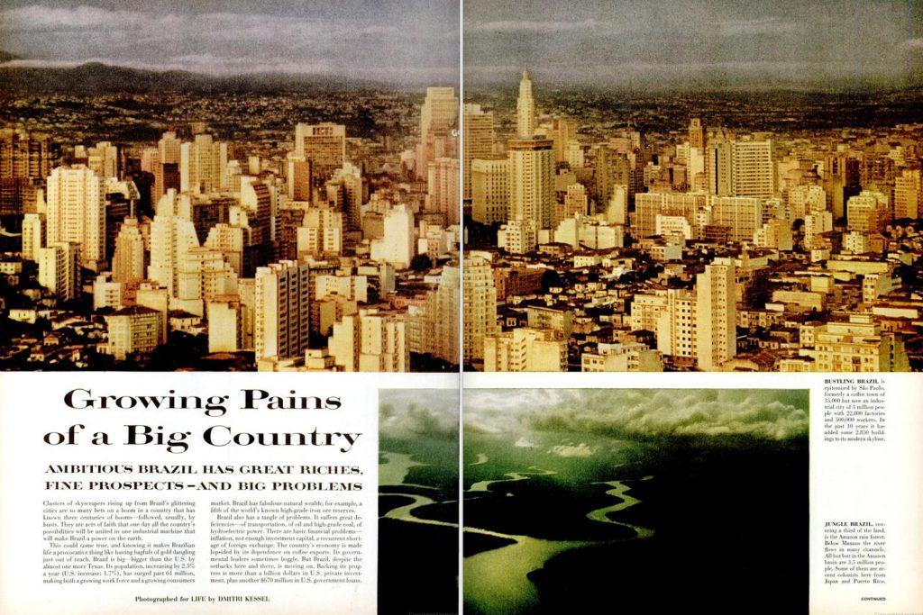 LIFE magazine, Oct. 21, 1957.