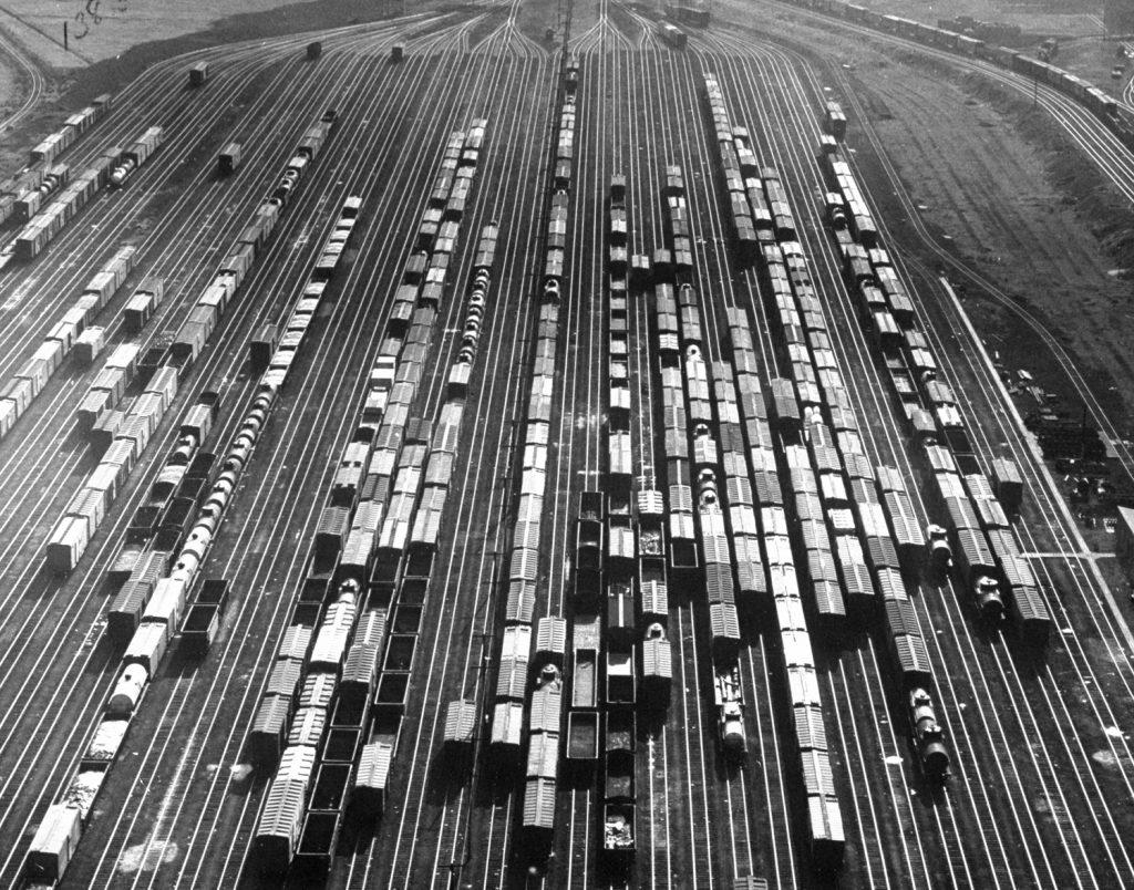 Chicago, 1941.
