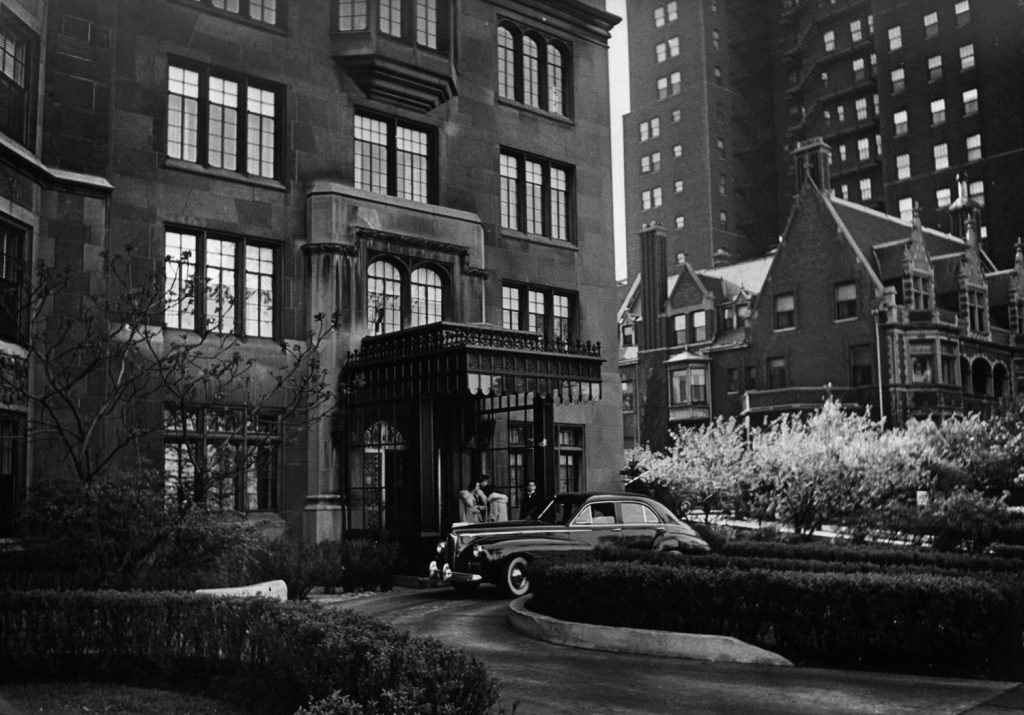 Chicago, 1944.