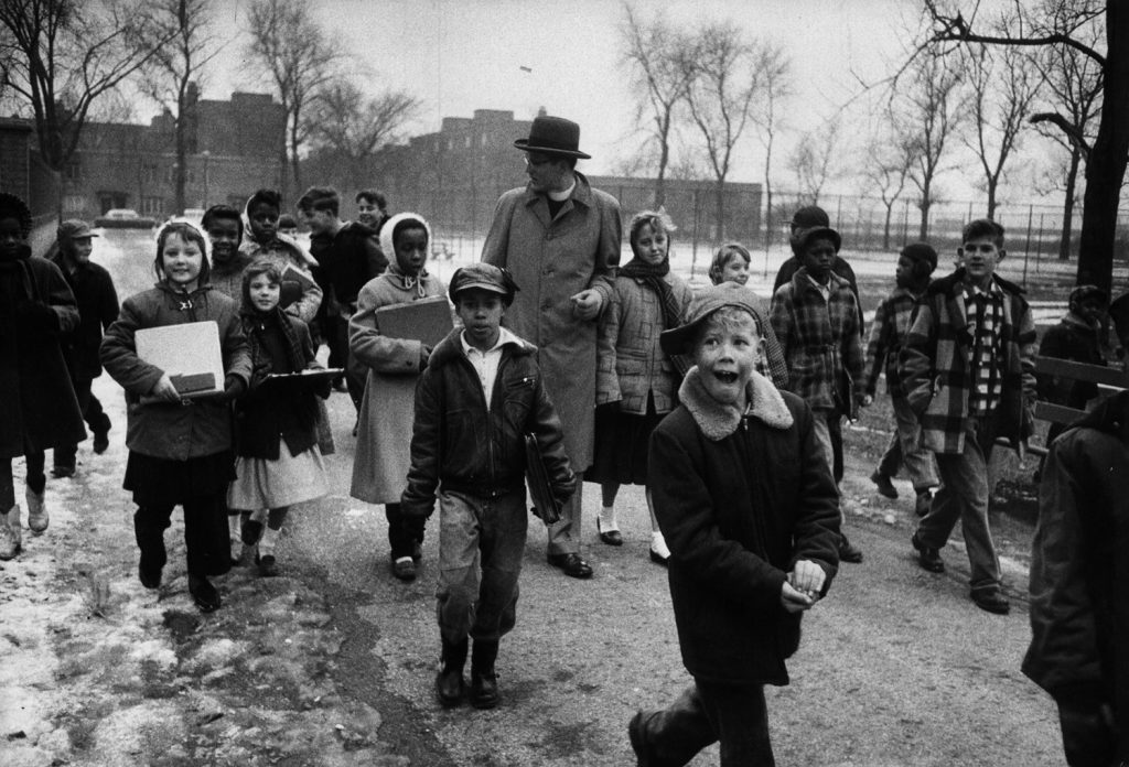 Chicago, 1957.