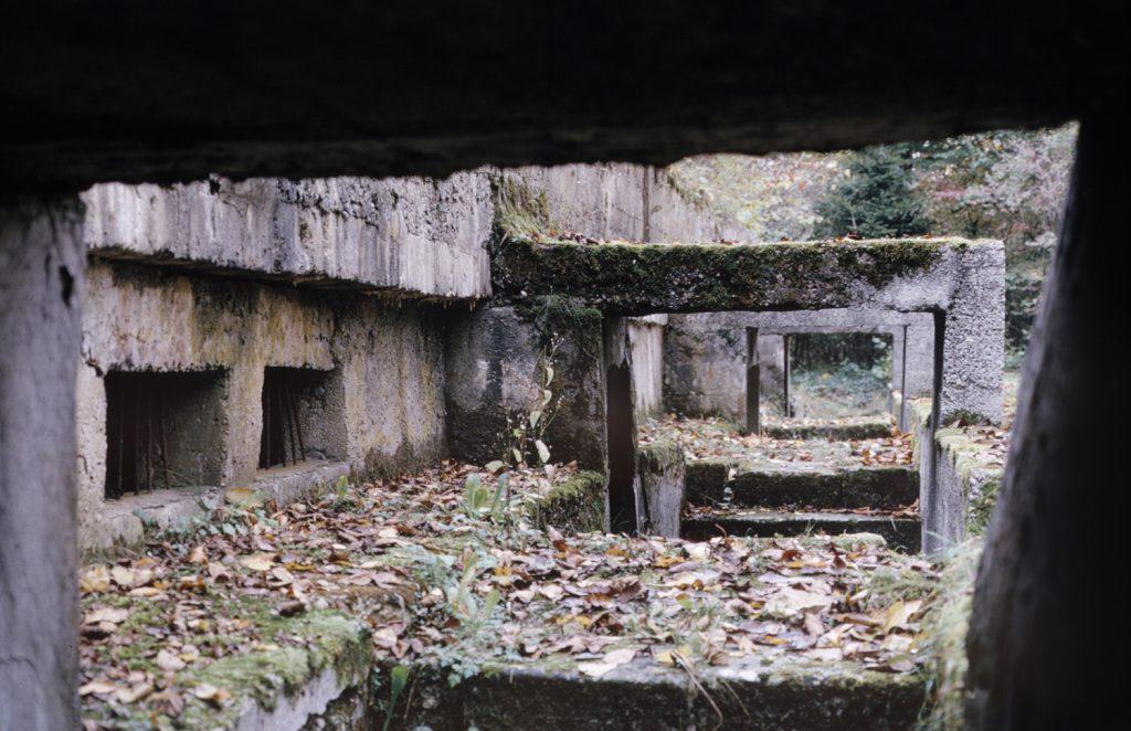 Verdun, France, 1964.