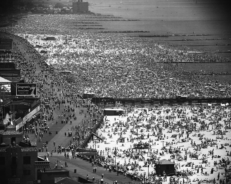 Coney Island, 1949