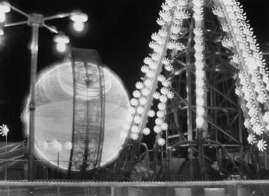 Coney Island, 1949.