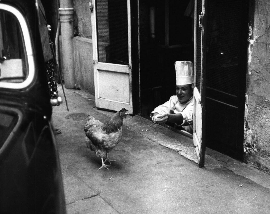 Paris, 1956.