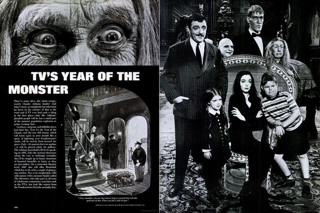 The Addams Family 1964