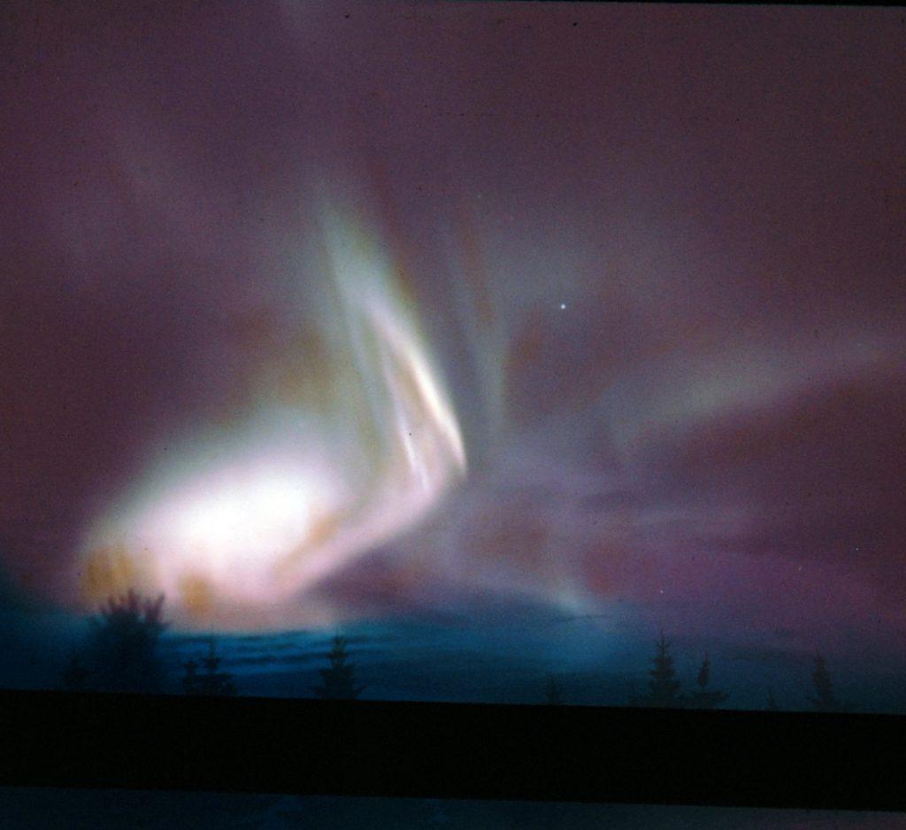 Aurora Borealis 1953
