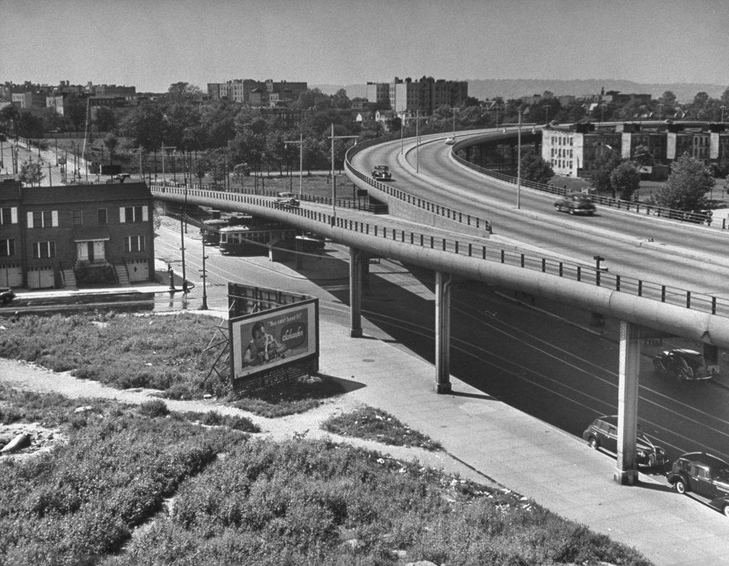 Brooklyn, New York, 1946.