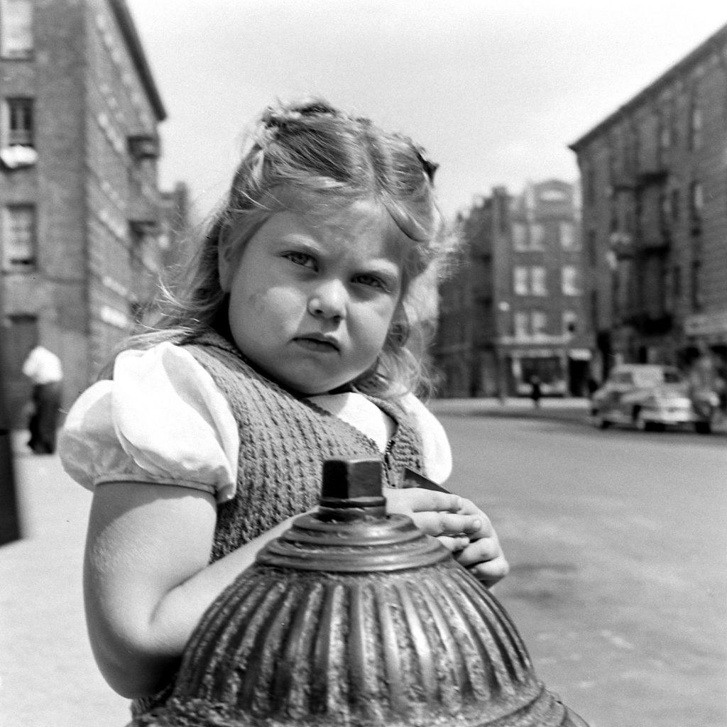 Unidentified Brooklynite, 1946.