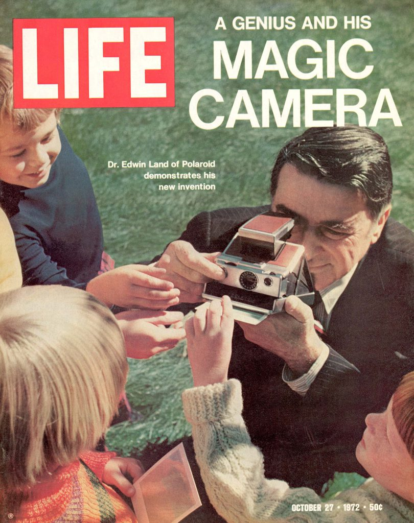 October 27, 1972 cover of LIFE magazine