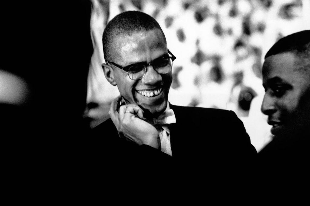 Malcolm X, 1961.