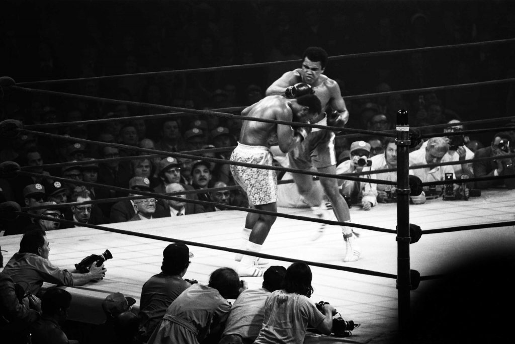 Ali, Frazier and the Fight of the Century