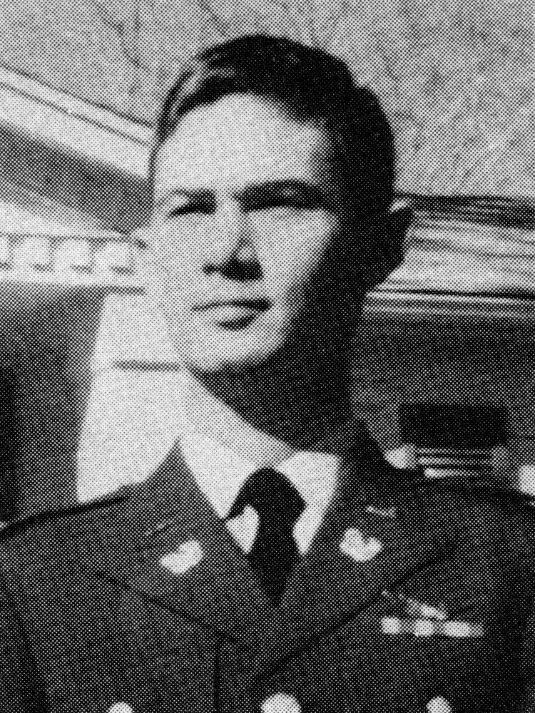Robert E. Layman, 20, Army, WO1, Poquonock, Conn.