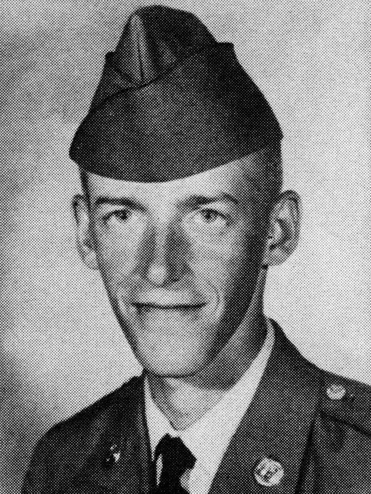 Robert J. Rosenow, 20, Army, Pfc., La Farge, Wis.