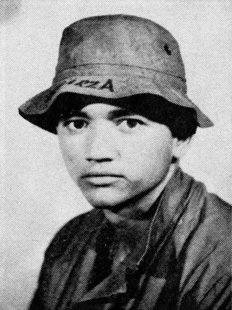 Jose M. Galarza-Quinones, 21, Army, Pfc., Hato Rey, P.R.