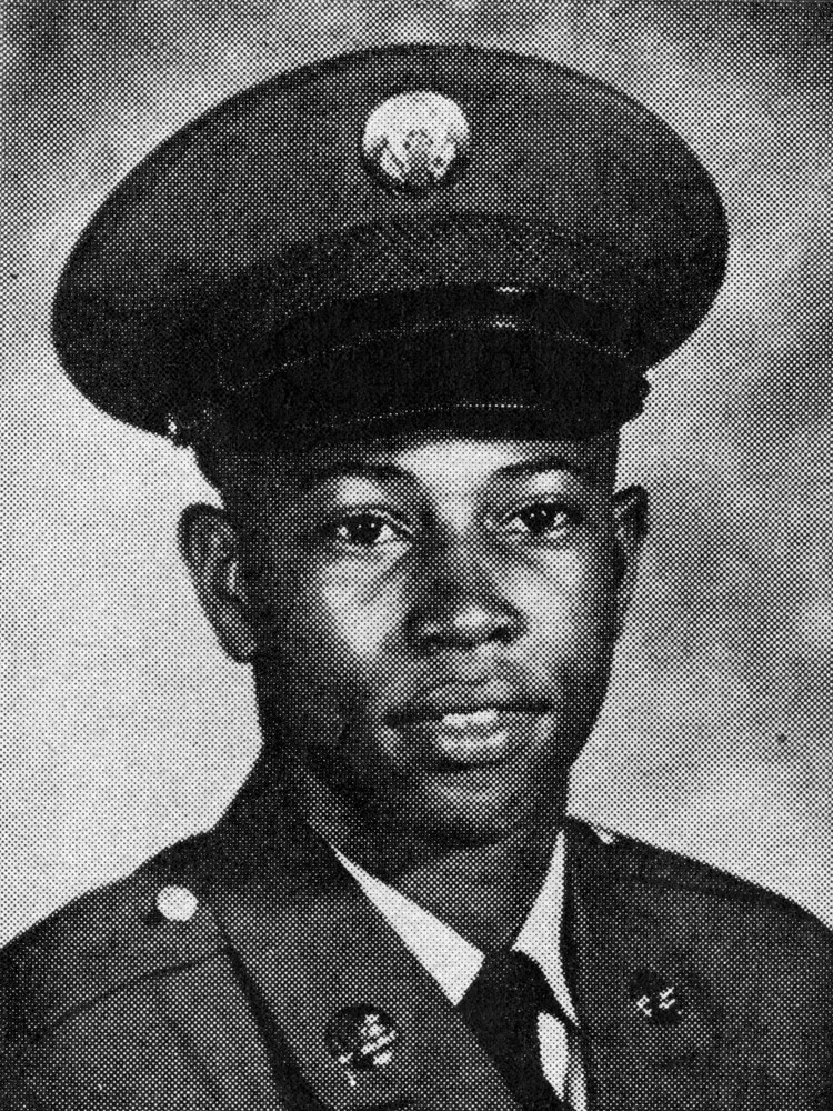 John L. Rosemond, 21, Army, Pfc., Dallas, Texas