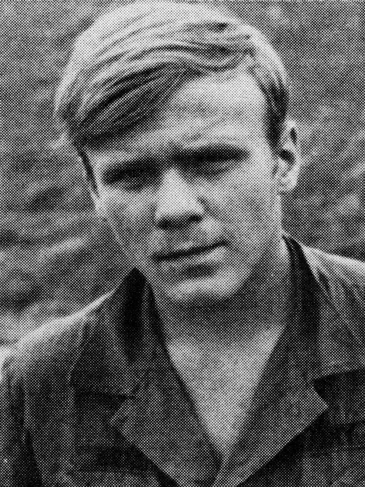 William C. Gearing Jr., 20, Army, SP5, Rochester, N.Y.