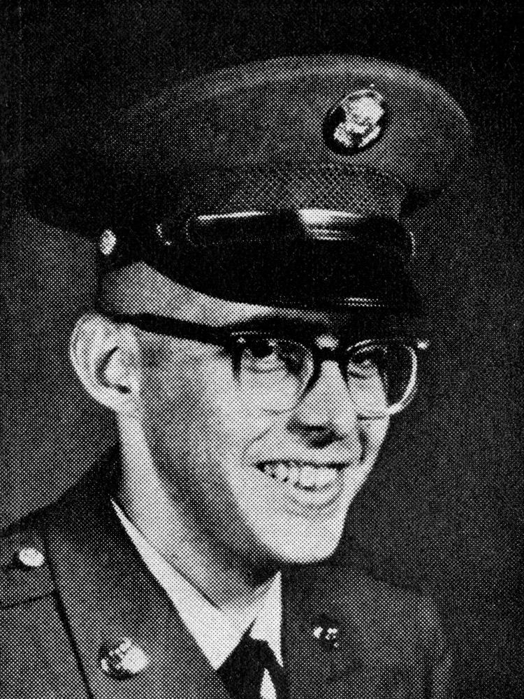 John A. Gillen, 25, Army, SP4, Broadville, Ill.