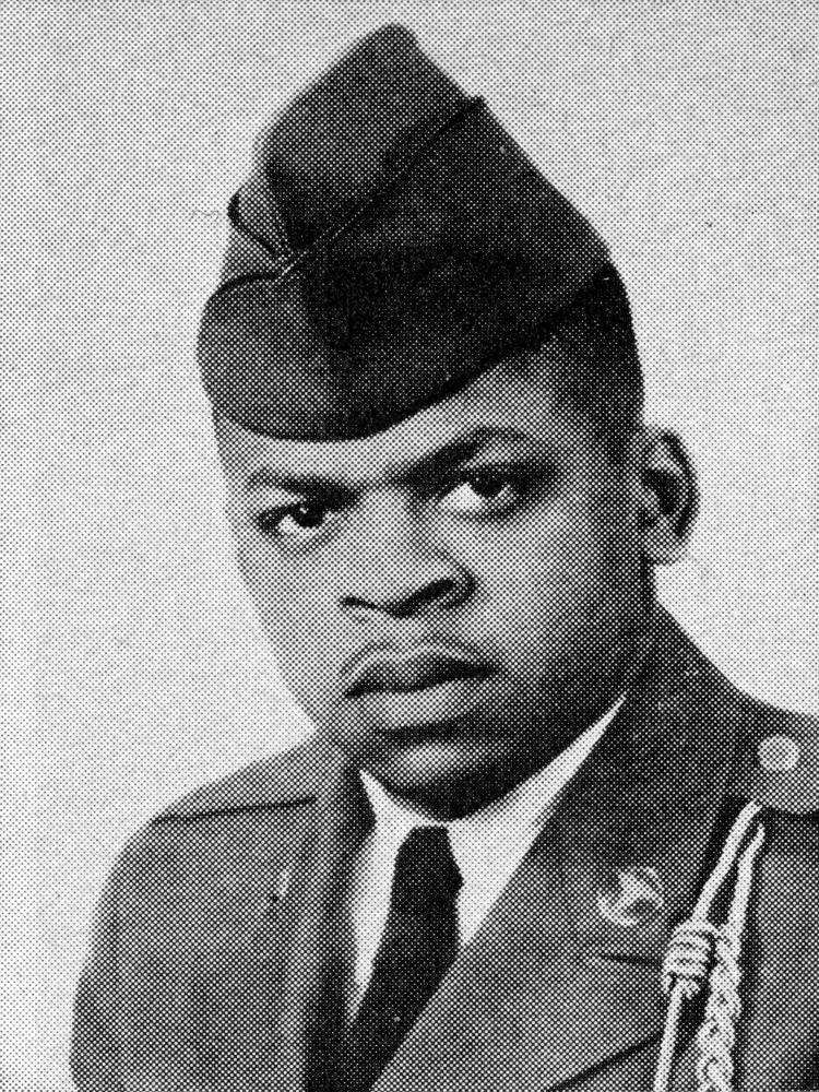 Melvin Green Jr., 31, Army, S/Sgt., Manhattan, Kan.