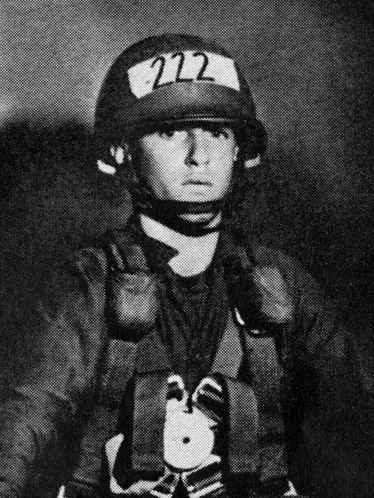 Robert J. Randall, 19, Army, Pfc., Miami, Fla.