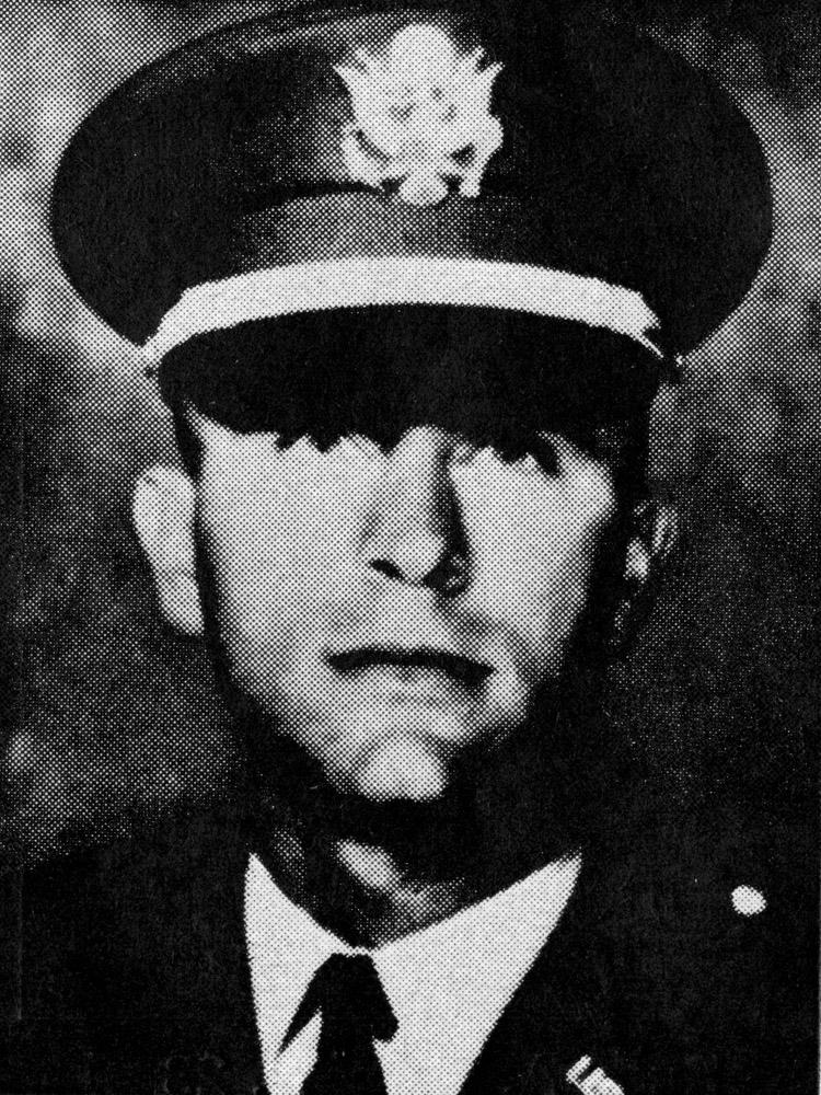 Richard L. Patterson, 25, Army, 2nd Lt., Harriman, Tenn.