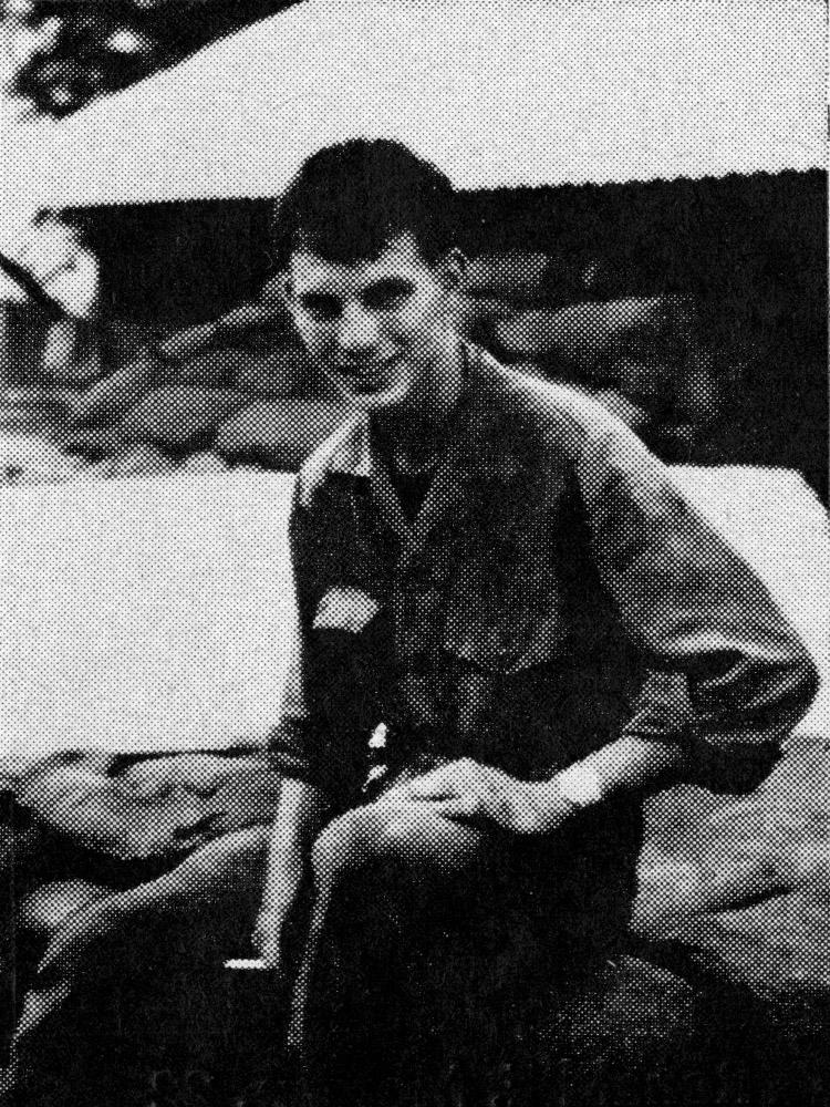 Robert W. Getz, 19, Army, Pfc., Decatur, Ill.
