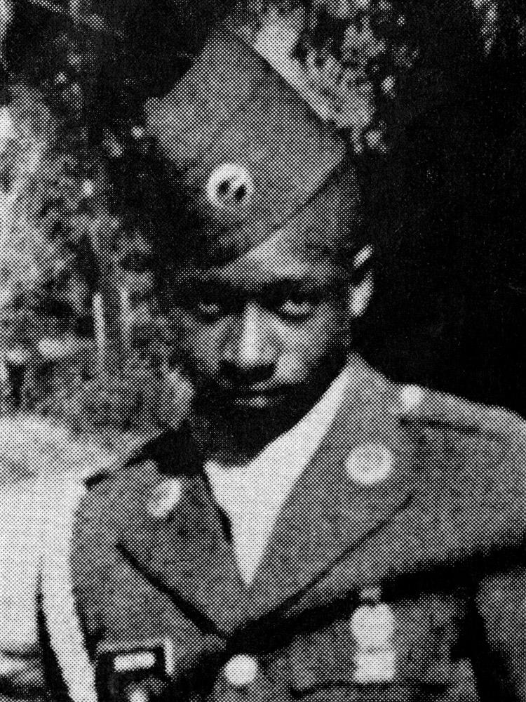 James Boston Jr., 20, Army, Pfc., Gainesville, Fla.