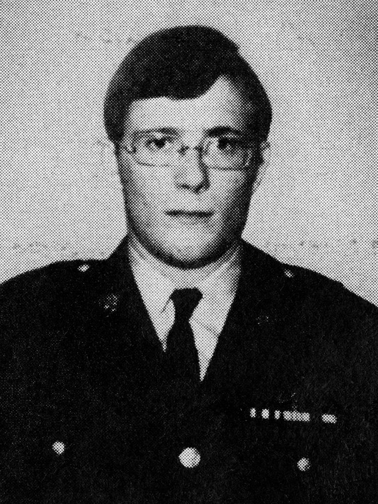 David J. Ewing, 20, Army, SP5, Bloomfield Hills, Mich.