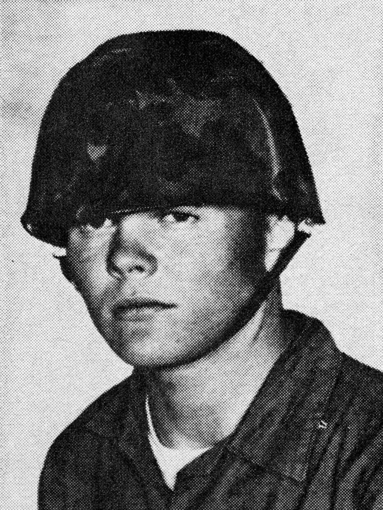 Donny R. Lawson, 21, Marines, L. Cpl., Grandview, Wash.