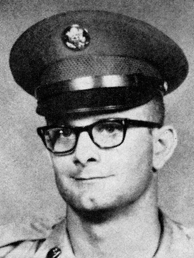 Gary C. Towle, 26, Army, Pfc., Concord, N.H.