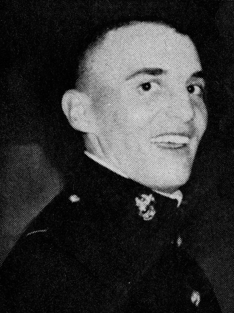 John W. Abbott, 23, Marines, 1st Lt., South Bend, Ind.