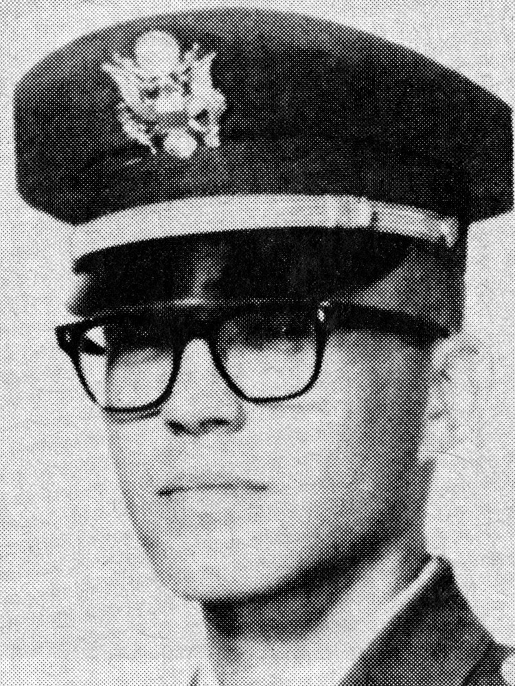 William J. Peterson, 23, Army, 2nd Lt., Ephrata, Wash.