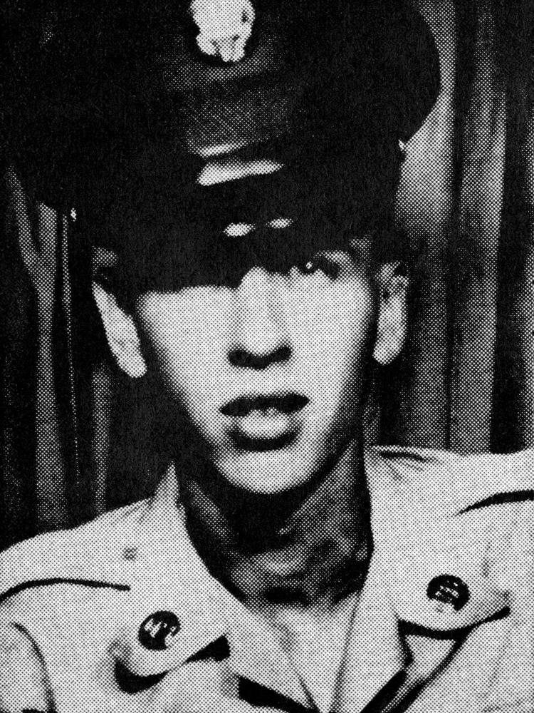 Robert L. Boese, 22, Army, Pfc., Marion, Kan.
