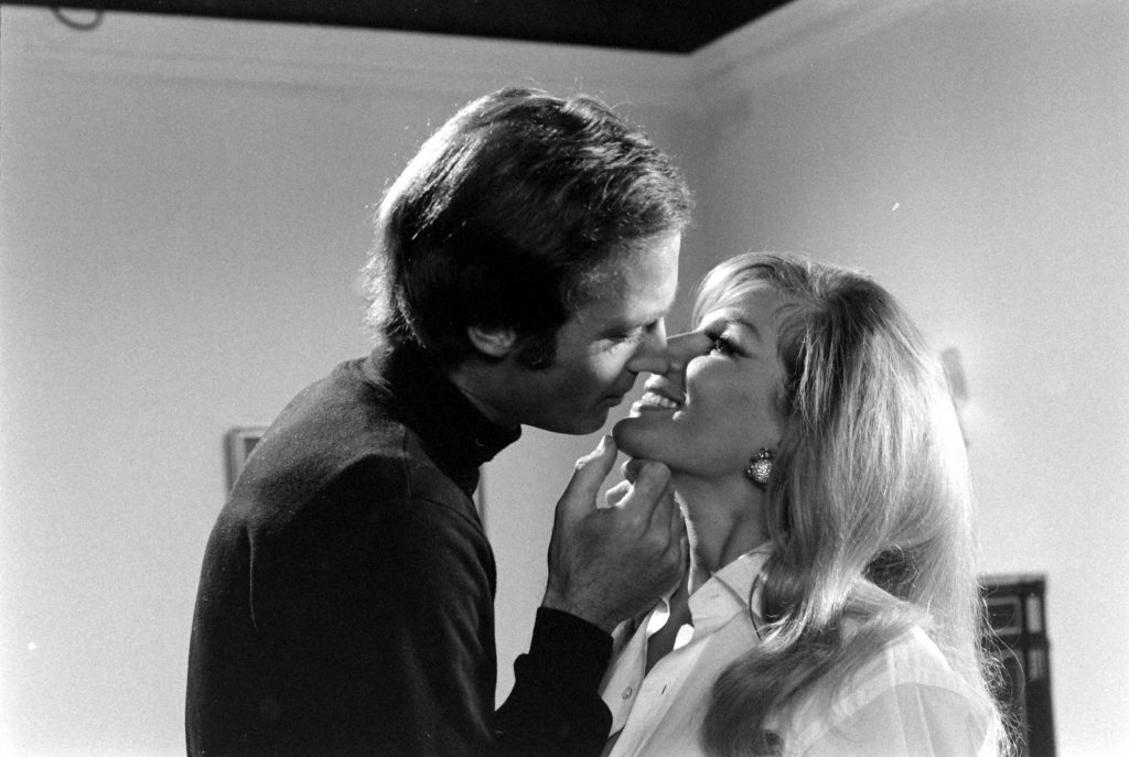 John Richardson continued to act after he lost out on the Bond role, appearing in On a Clear Day You Can See Forever (1970) and a string of Italian movies.