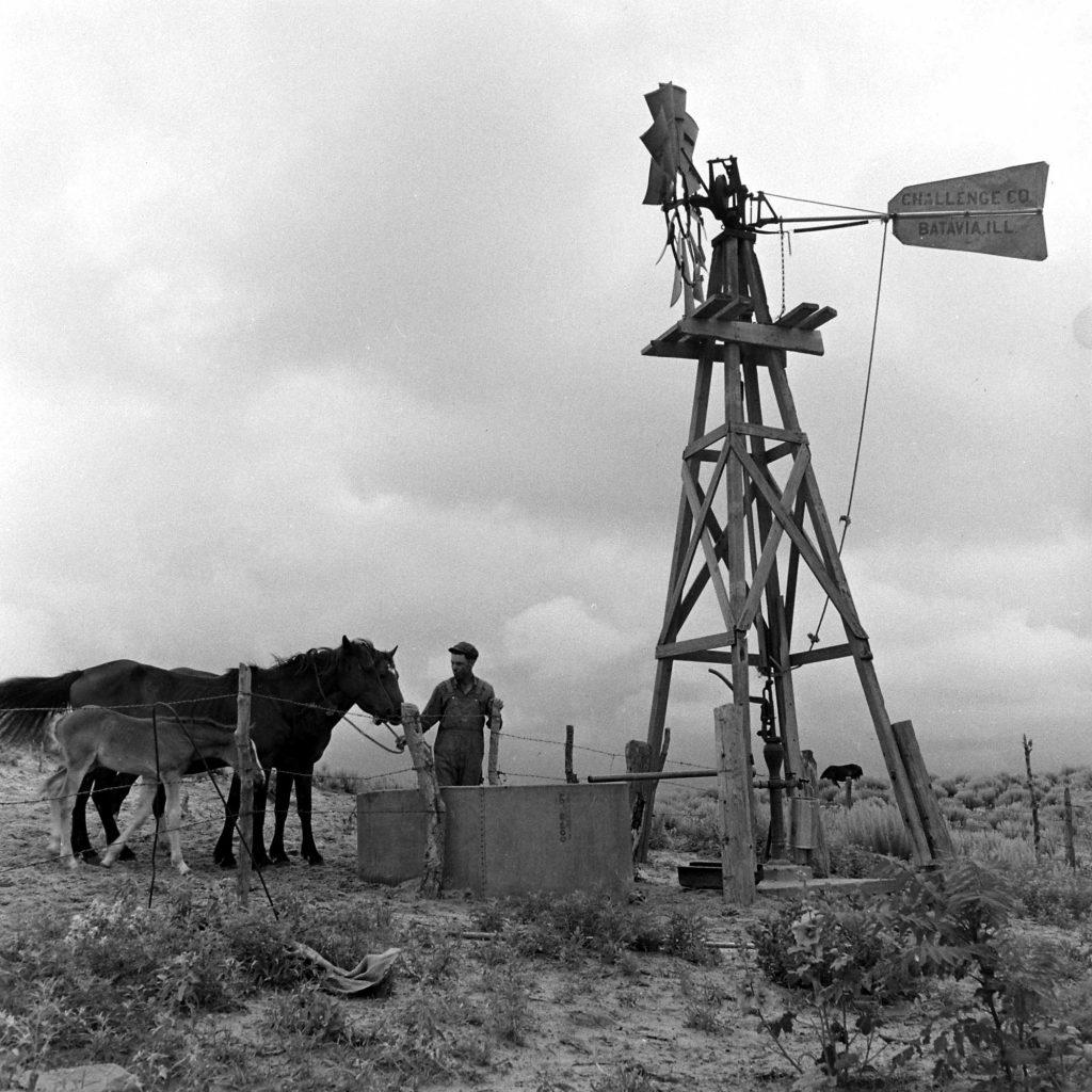 Oklahoma, 1942.