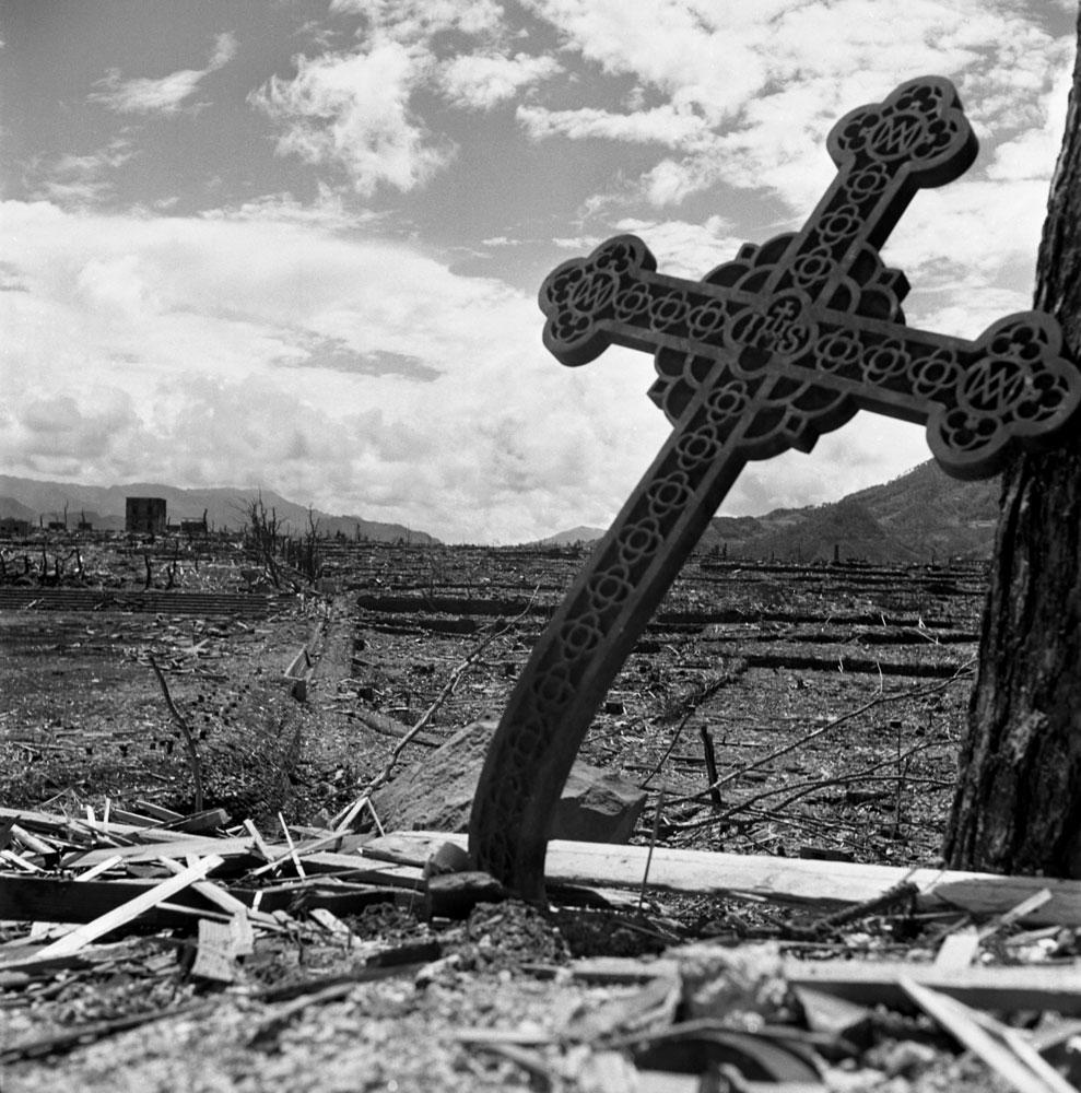 Nagasaki, September, 1945.