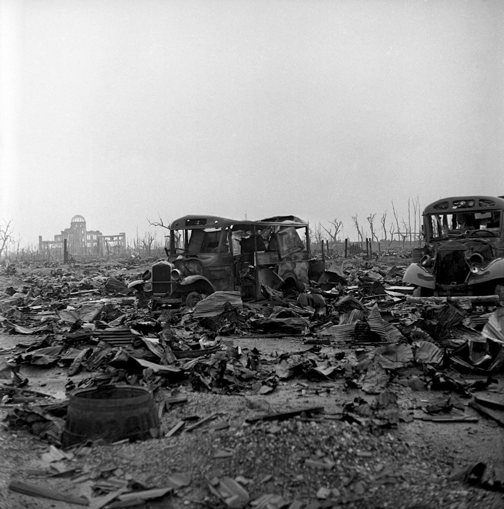 Hiroshima, 1945.