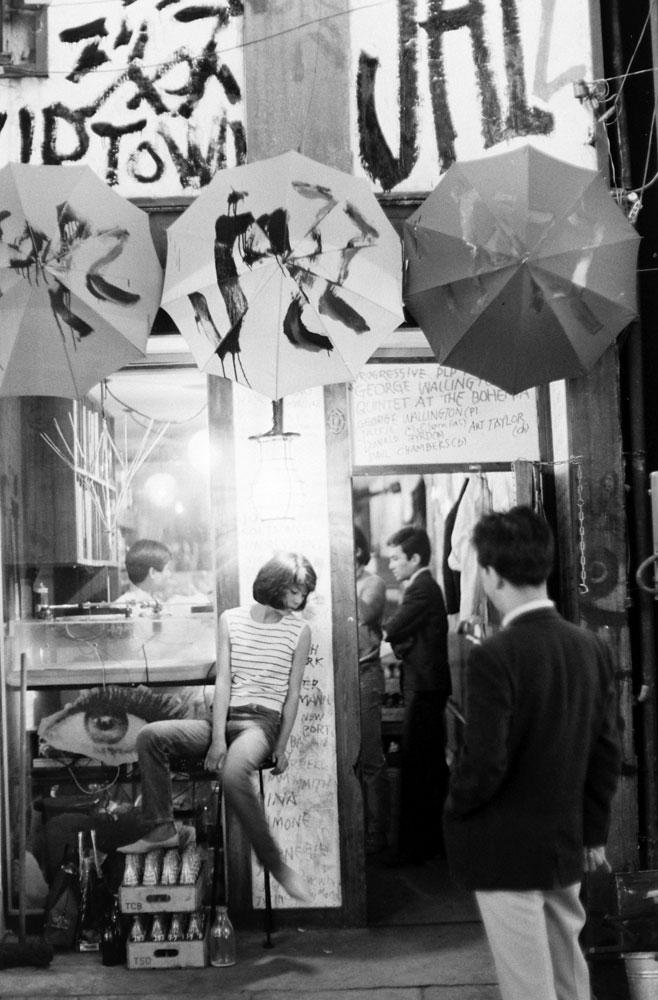 Yoko, 17 years old, Tokyo, 1964.