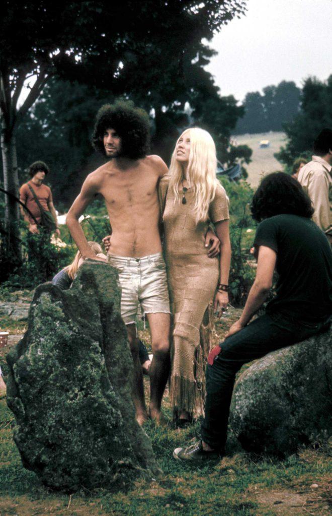 Woodstock Music and Art Fair, 1969.