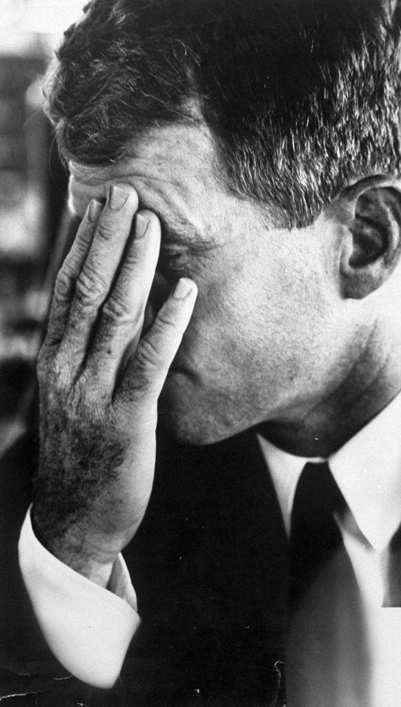 Robert F. Kennedy, 1964.