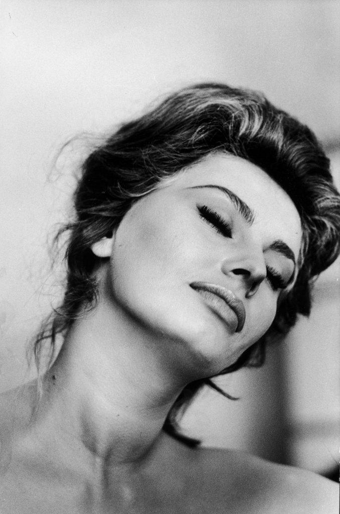Sophia Loren, 1961.