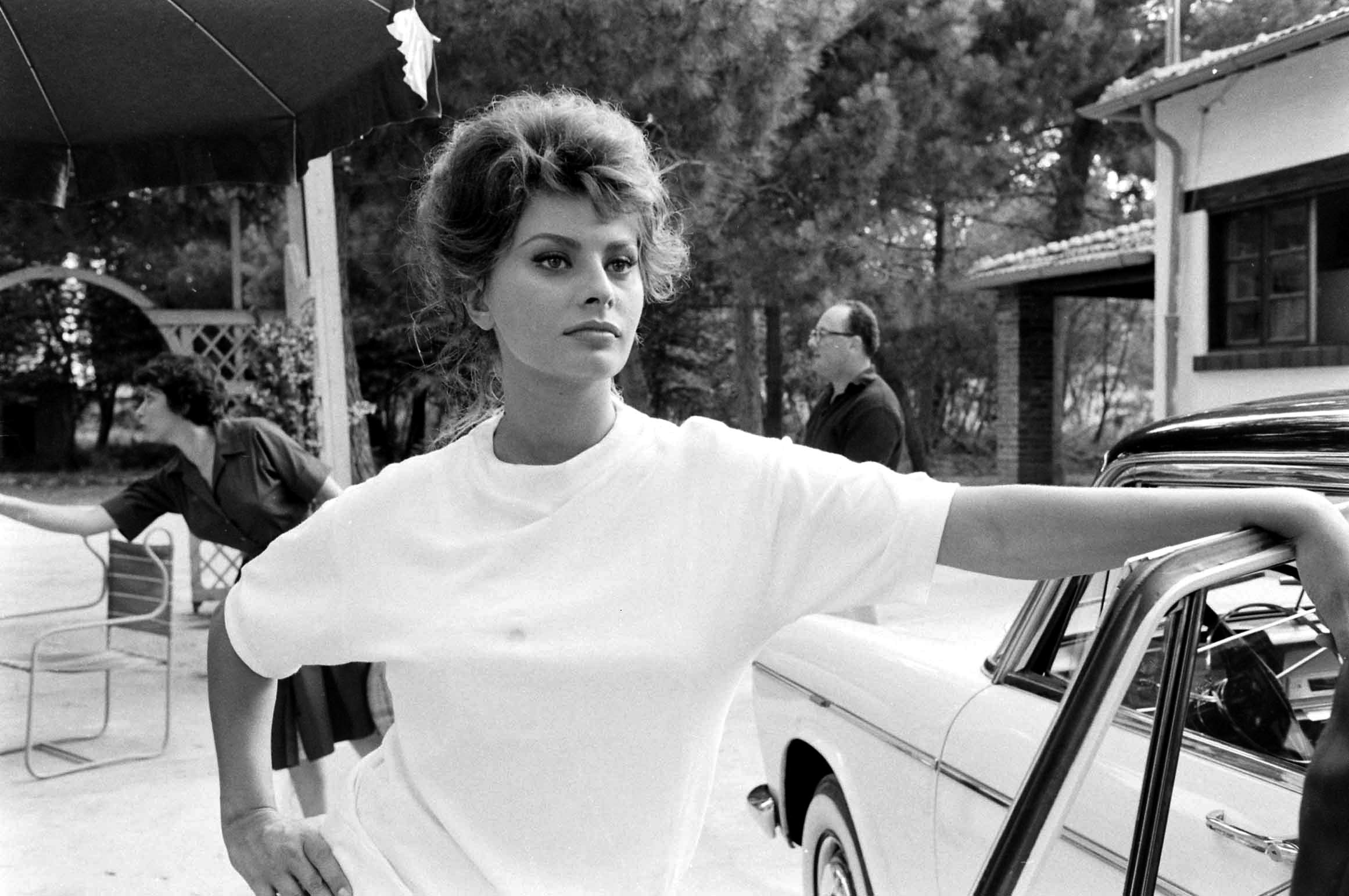 Sophia Loren, 1961