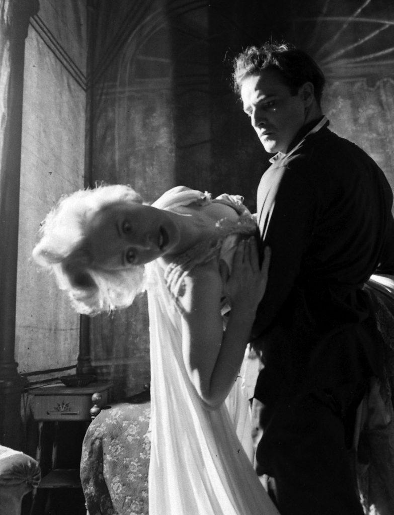Marlon Brando, Jessica Tandy, 1947