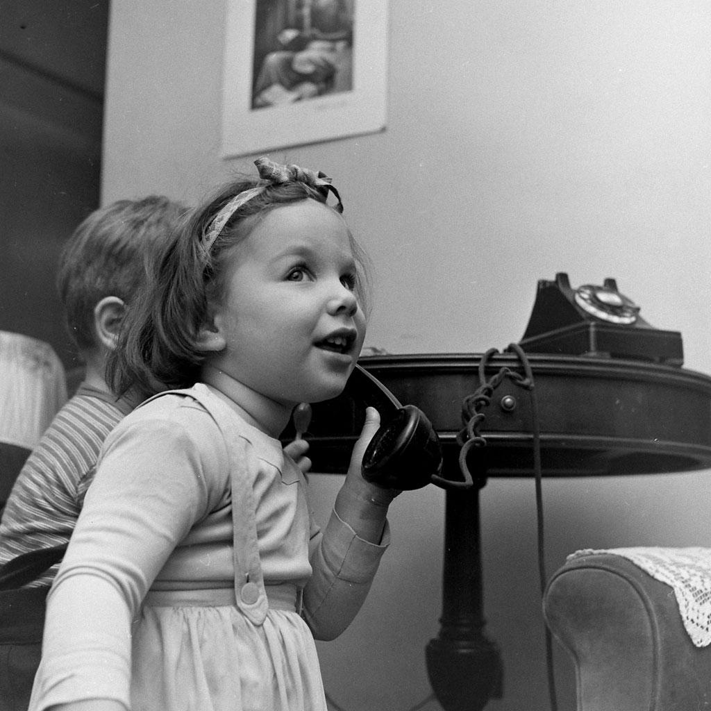 Calling Santa, 1947