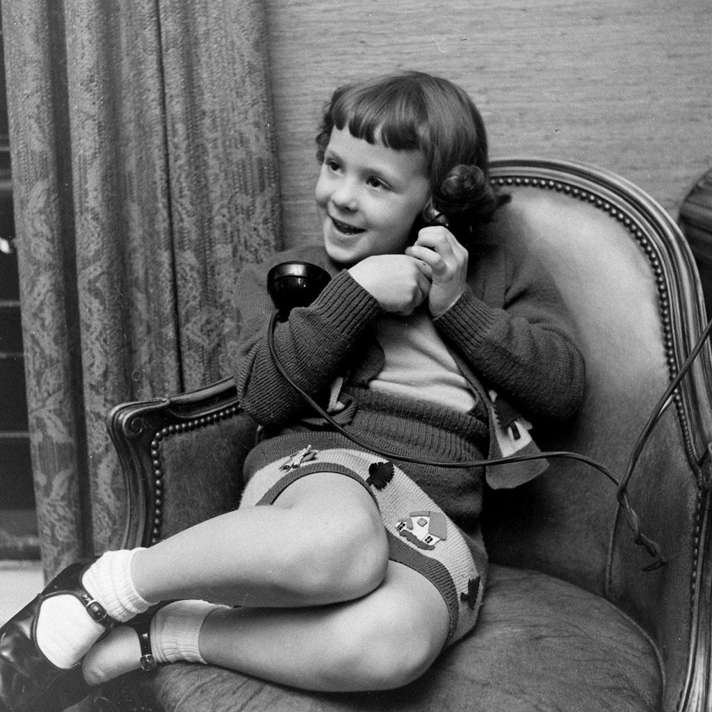 Calling Santa, 1947.