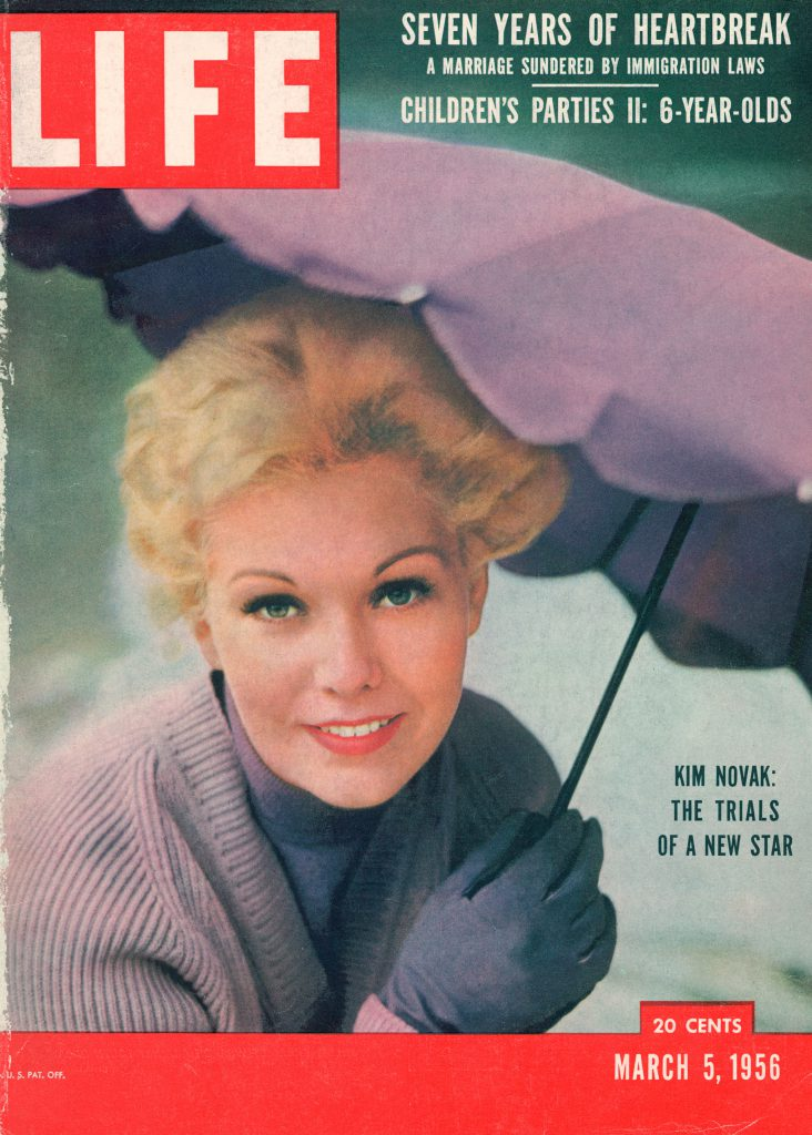 Life Magazine cover March 5, 1956